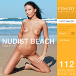 Bailey F. - nudist beach