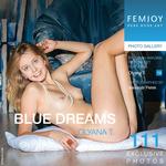 Olyana T. - blue dreams