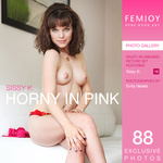 Sissy K. - horny in pink