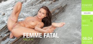 Mila K. - Femme Fatal